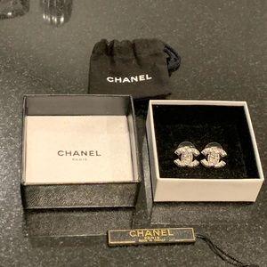 Chanel Classic Stud Earrings
